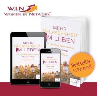 Buch: Mehr Gelassenheit im Leben. Petra Polk Verlag
